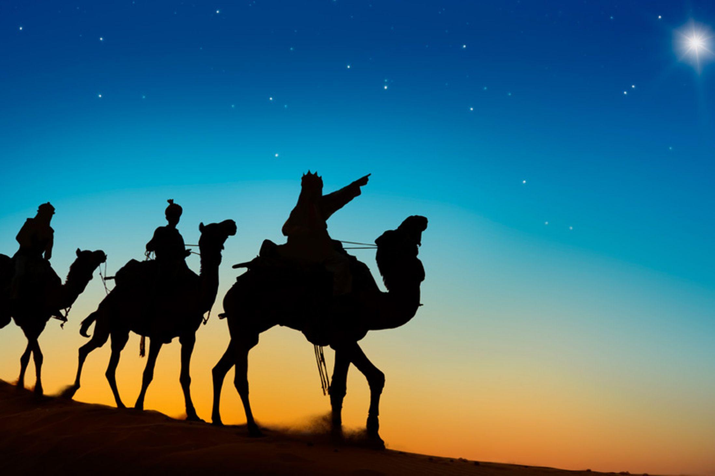 Ba nhà thông thái tìm đến thời phượng Chúa Giê-su