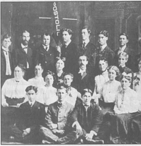 Các sinh viên của Stone's Folly, 1905