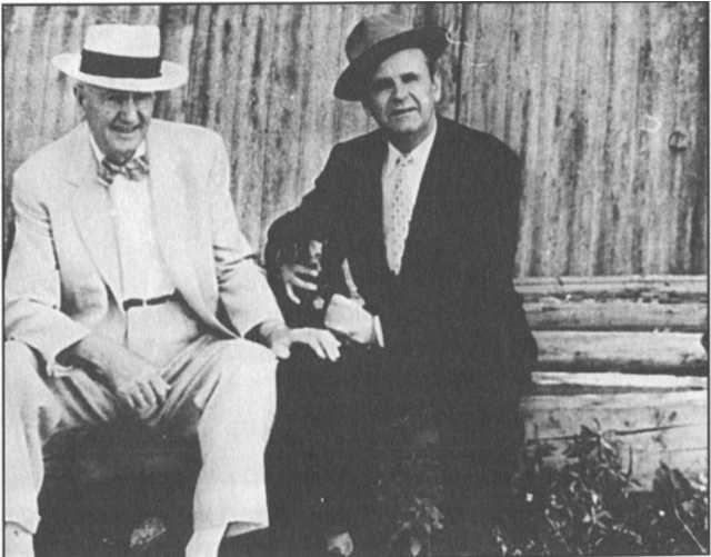 Branham và F. F. Bosworth